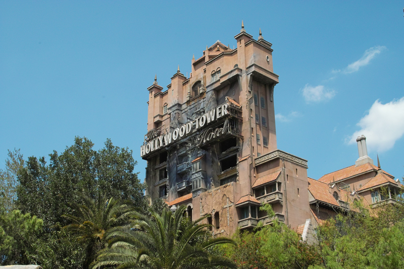 Orlando, Florida - Tower of Terror