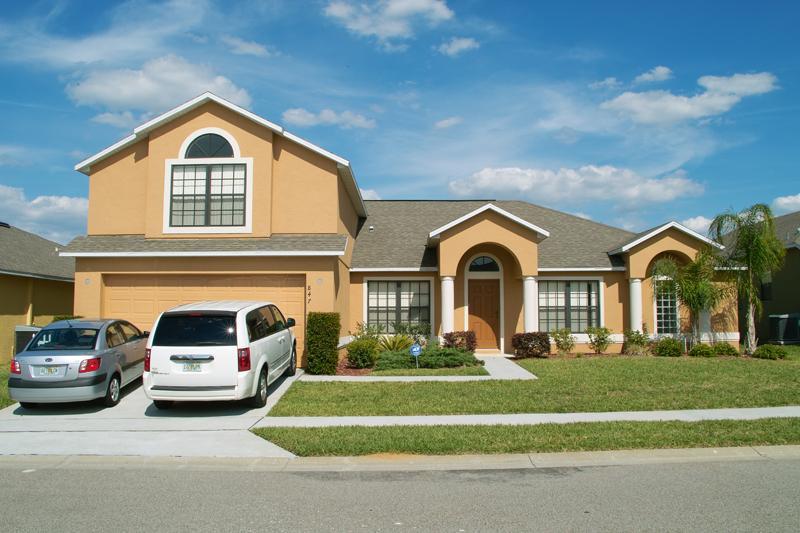 Orlando, Florida - Our Villa