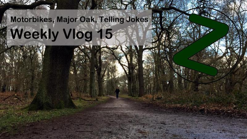 Weekly Vlog 15 Thumbnail