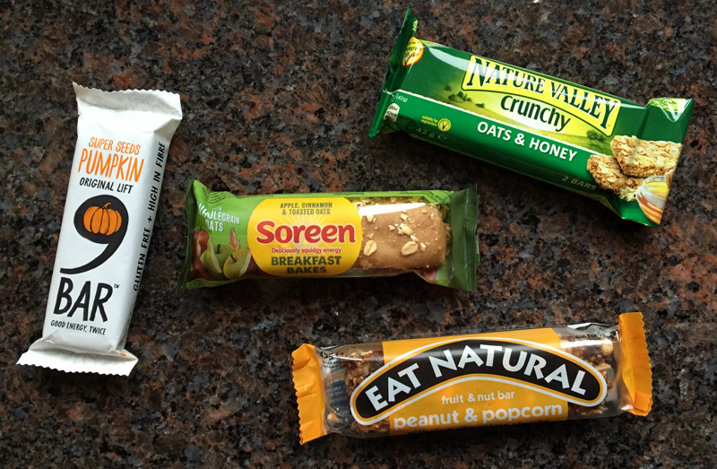 Snacking - Snacks - Cereal and Seed Bars