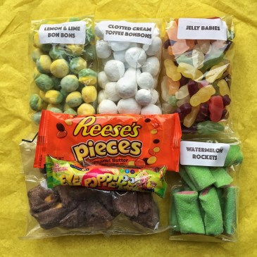 Review: Scoff Club – Subscription Sweets