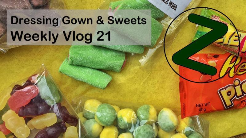 Weekly Vlog 21 Thumbnail