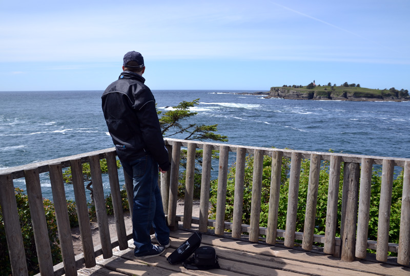 A Day Ride to Cape Flattery