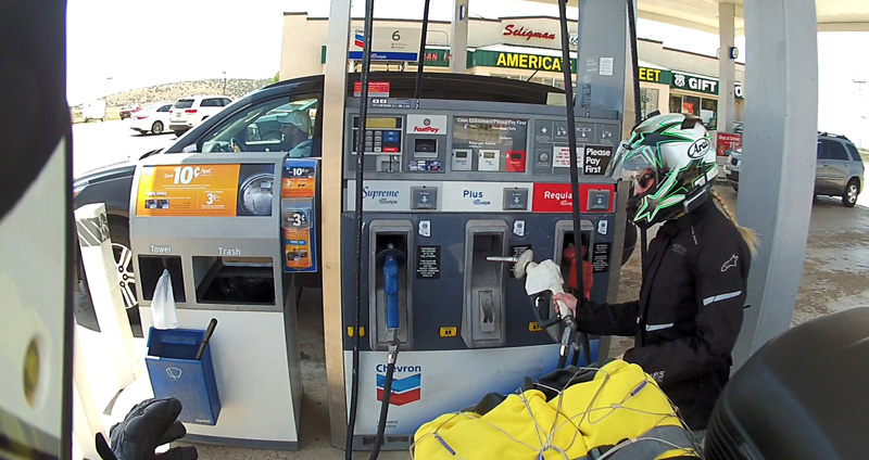 THE ZIPCODE PROBLEM: USA PAY AT THE PUMP WITH A UK CREDIT CARD