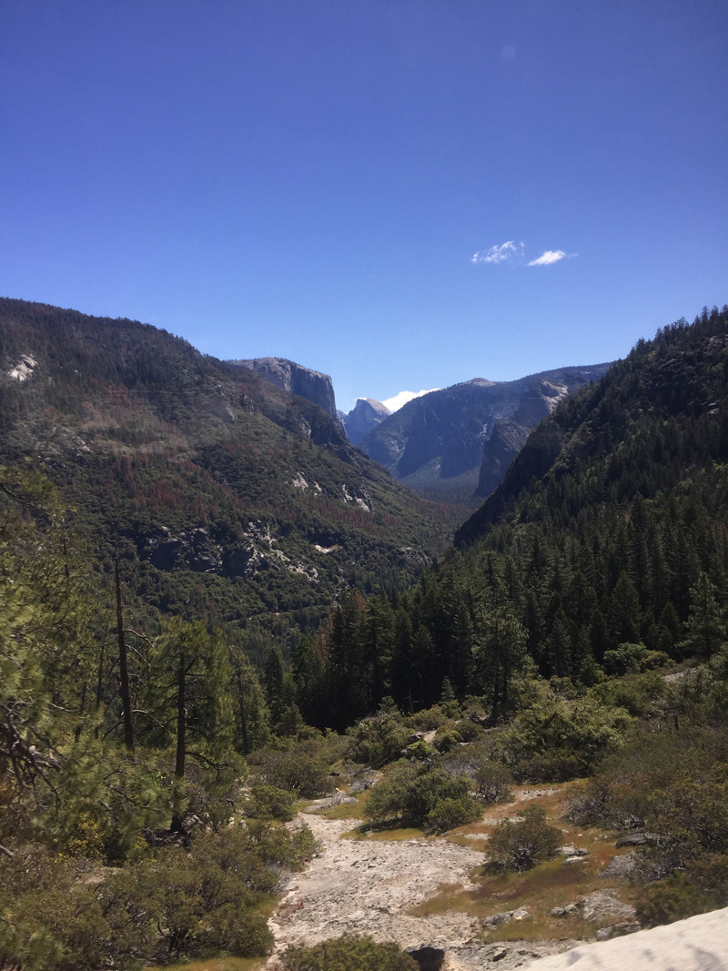 Zartusacan - Hiking in Yosemite National Park