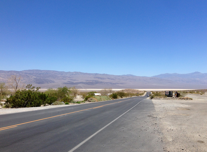 Zartusacan - Death Valley 2014