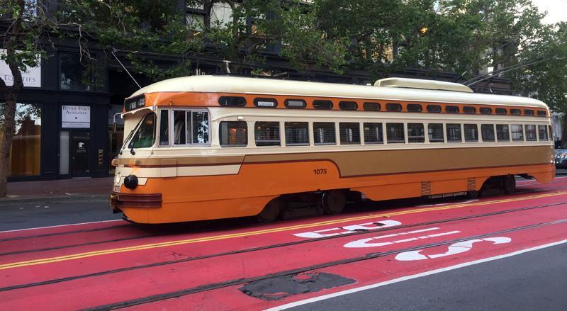 Zartusacan - San Francisco - F Car