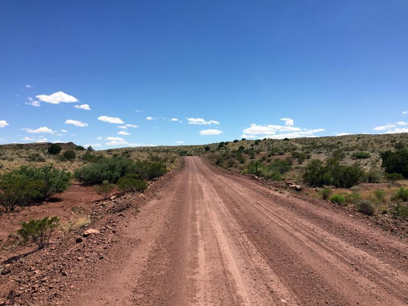 Zartusacan - Quebredas Back Country Byway, New Mexico