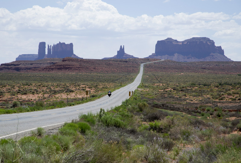A Ride Through Monument Valley