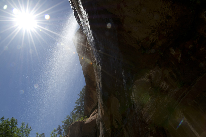 Zartusacan - Hiking in Zion National Park