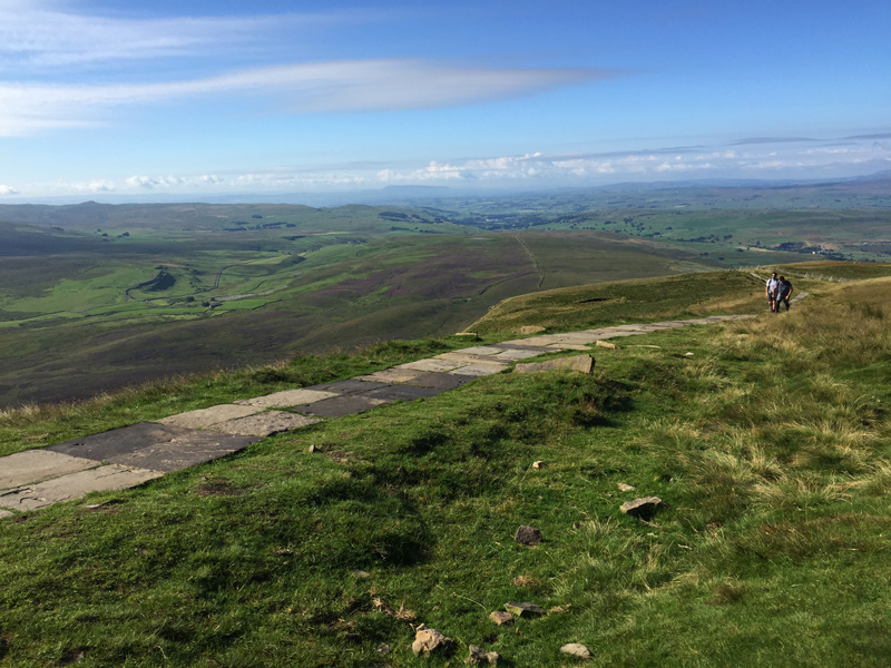 THE CHARACTER OF THE YORKSHIRE THREE PEAKS