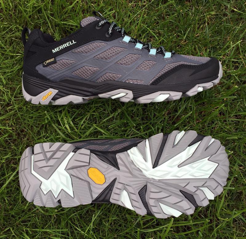 merrell moab fst hiking shoes uk