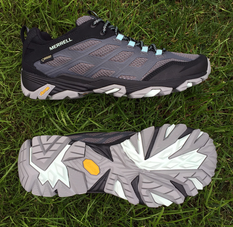 Merrell Moab FST Gore-Tex Walking Shoes - Splodz Blogz
