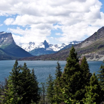 Going to the Sun in Glacier National Park
