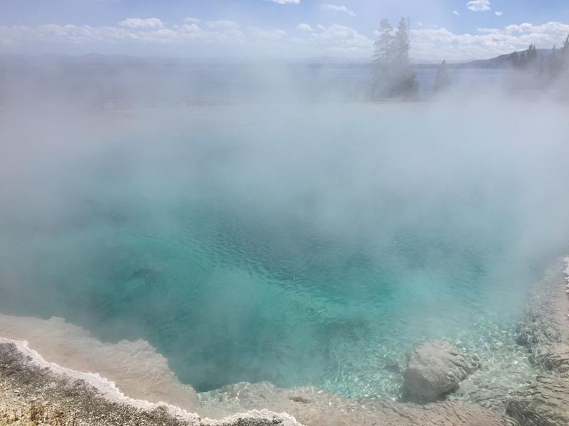Yellowstone National Park - Splodz Blogz
