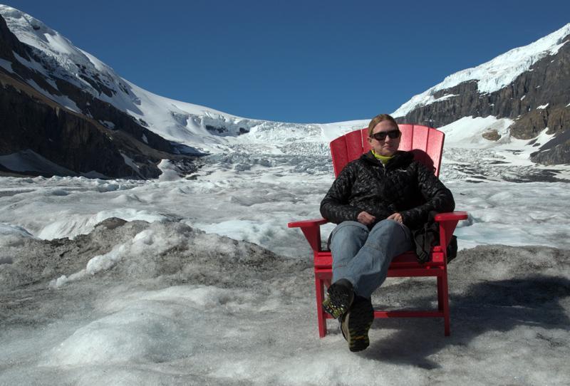 Zartusacan - Glacier Aventure Athabasca Glacier
