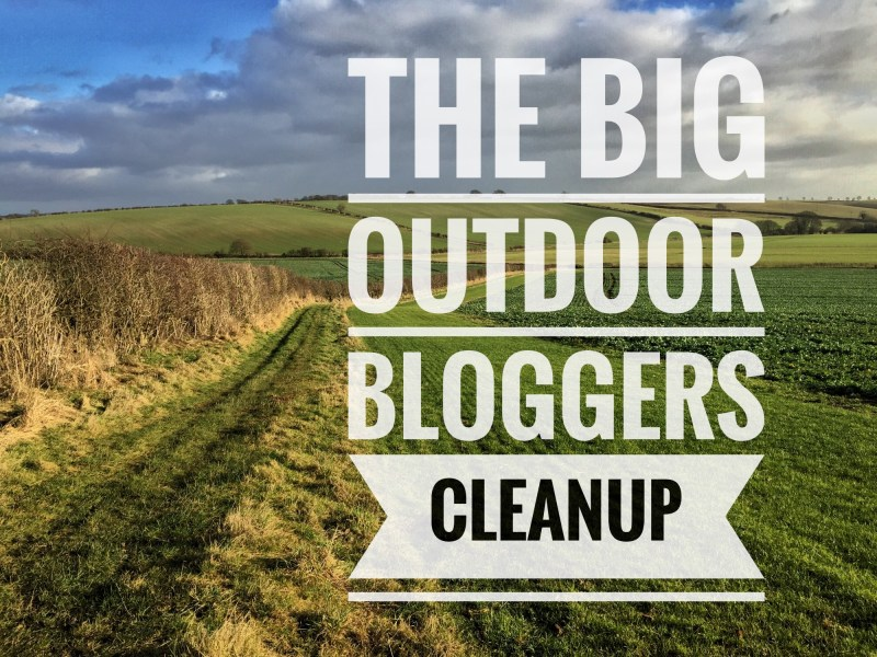 The Big Outdoor Bloggers Cleanup