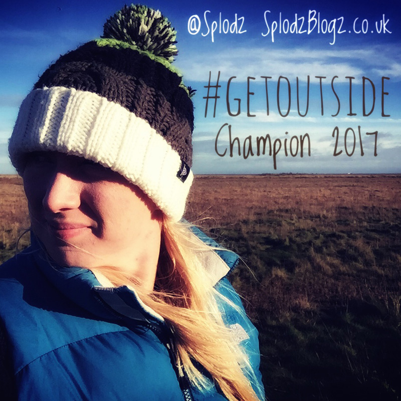 Splodz - Zoe - Get Outside Champion 2017