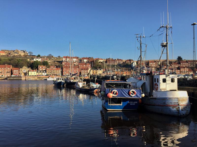 Whitby Harbour   Splodz Blogz