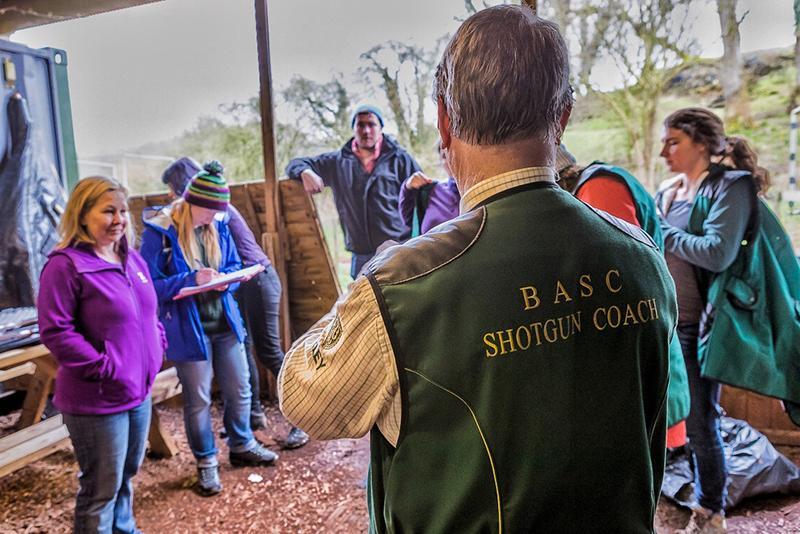 Clay Pigeon Shotting with DCB Leisure. Photo David Broadbent.