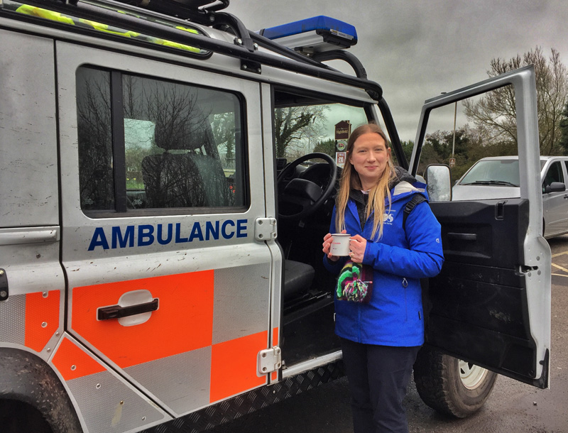 STAYING SAFE OUTDOORS | MOUNTAIN RESCUE ENGLAND & WALES