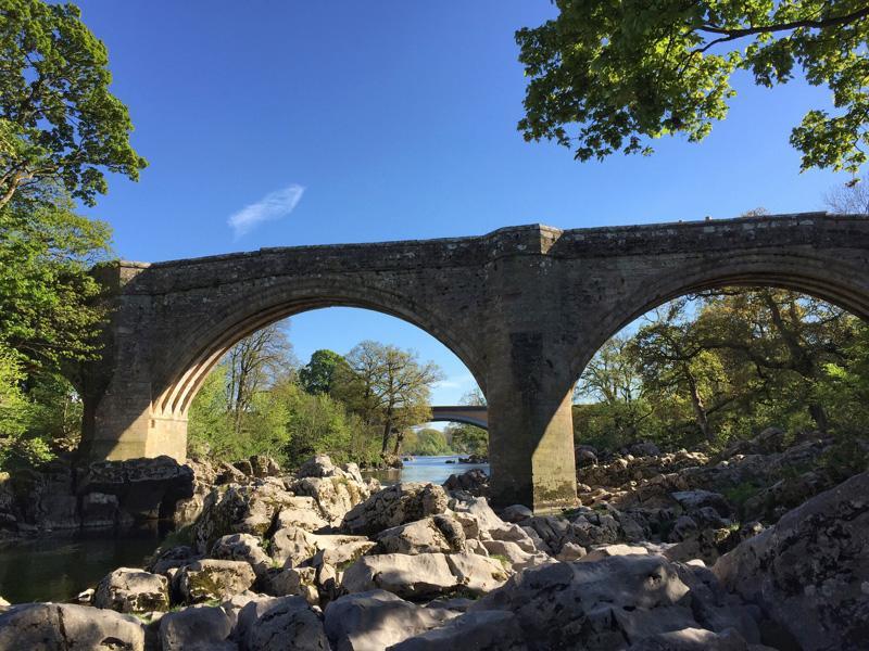 Splodz Blogz   Devil's Bridge, Kirkby Lonsdale