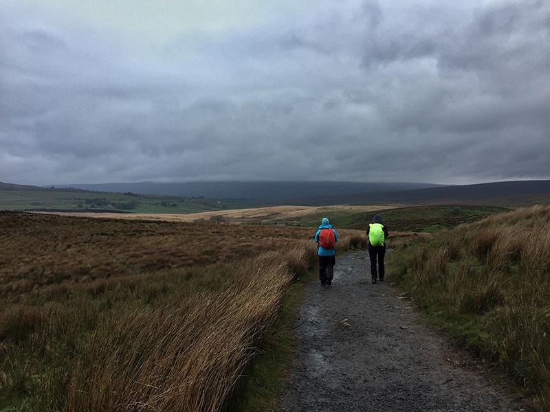 Splodz Blogz | Yorkshire Three Peaks with Outdoor Bloggers