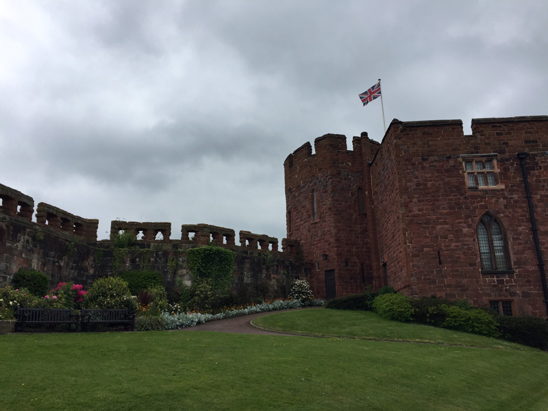 Splodz Blogz | Original Shrewsbury | Shrewsbury Castle