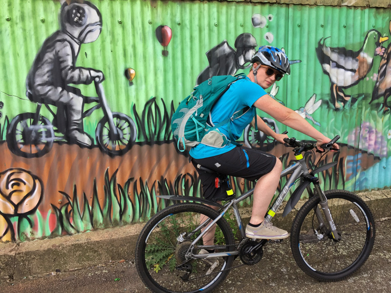 Splodz Blogz | Cycling to work in the Boardman Cycle Clothing from Halfords