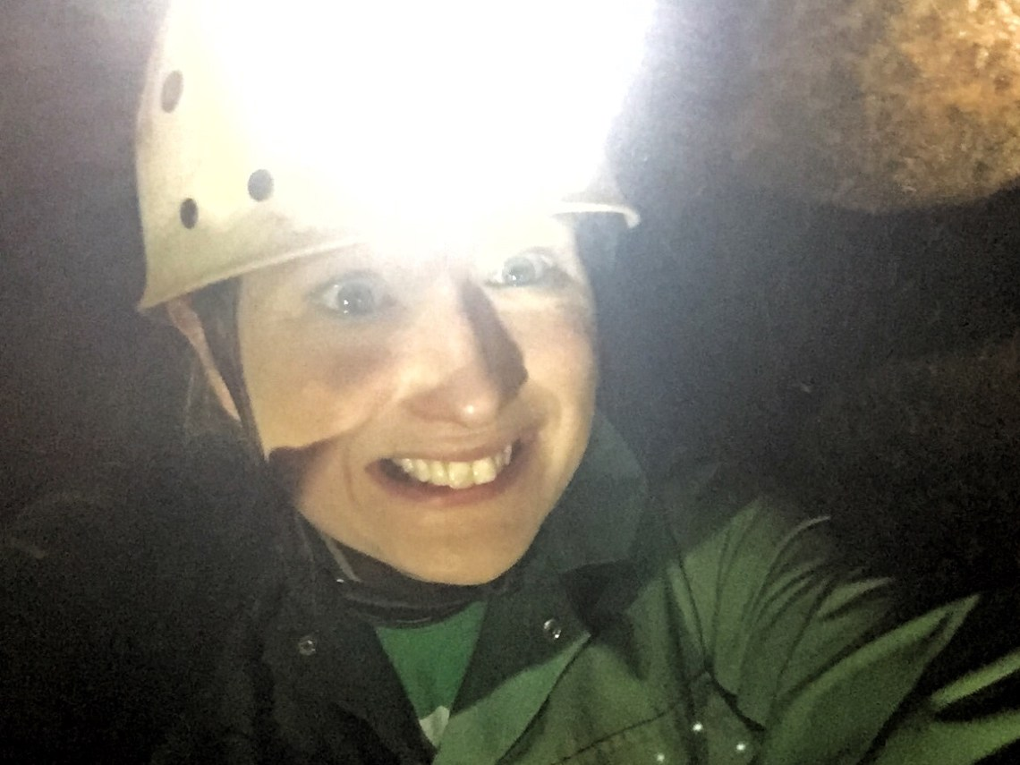 Splodz Blogz   Caving at Clearwell Caves