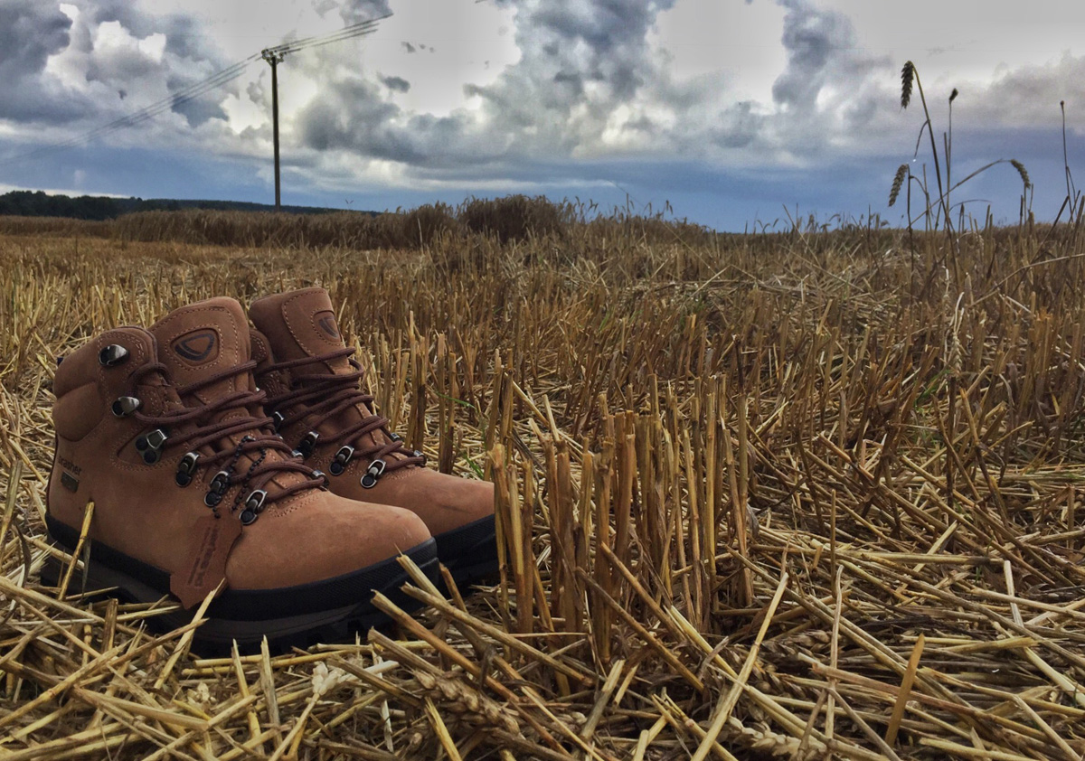 Splodz Blogz | Brasher Country Master Leather Hiking Boots