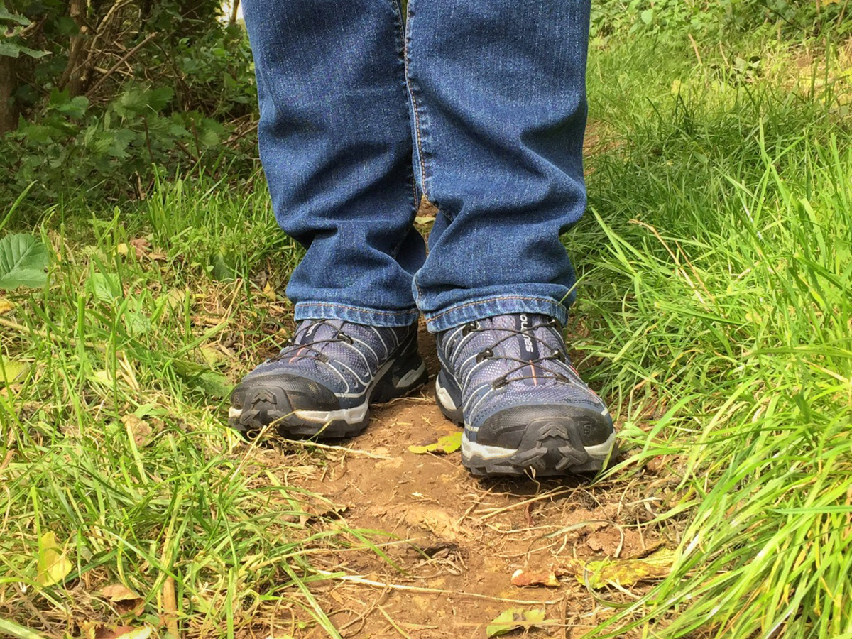 REVIEW | SALOMON X ULTRA 2 GTX HIKING SHOES