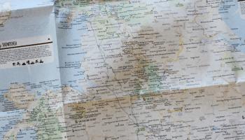 Splodz Blogz | Great British Adventure Map