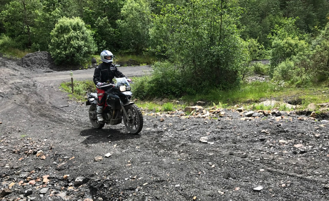 Splodz Blogz   Off Road Skills Course in Wales