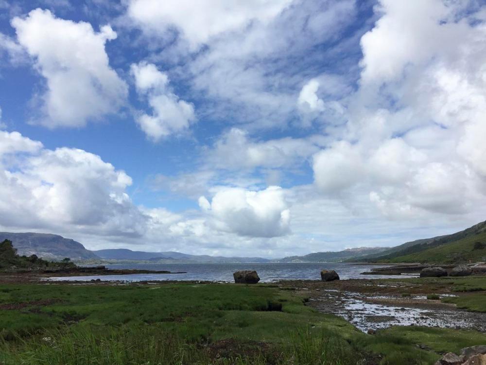 Splodz Blogz | NC500 | Loch Torridon
