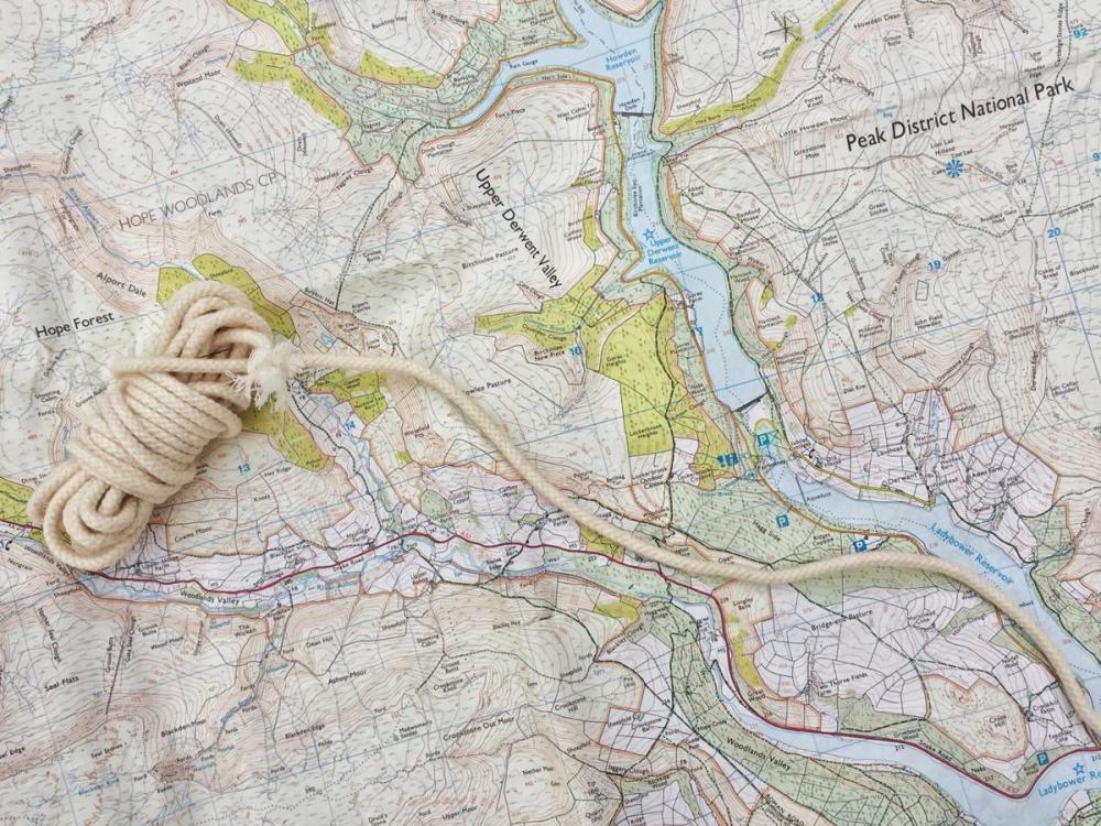Splodz Blogz | OS Explorer Map Peak District