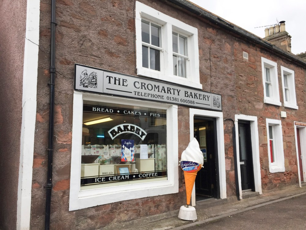 Splodz Blogz | NC500 | Cromarty Bakery