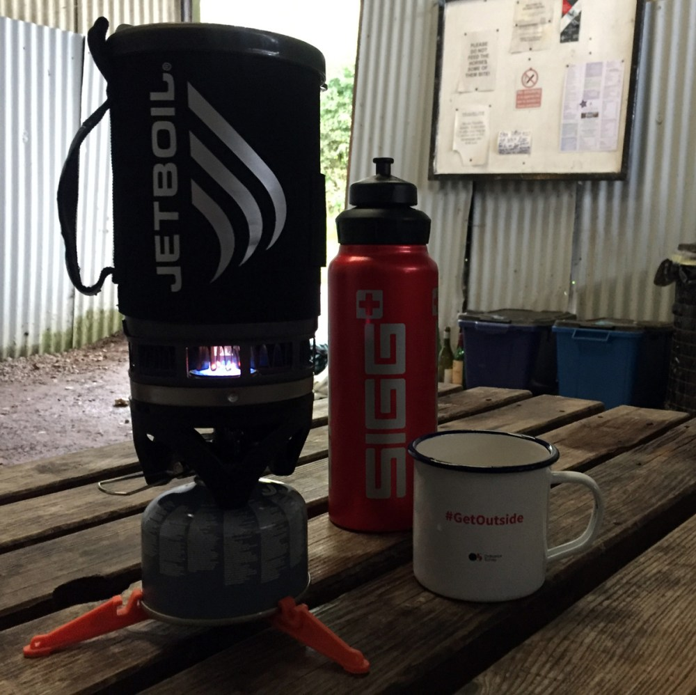 Splodz Blogz | Jetboil Flash on the West Highland Way