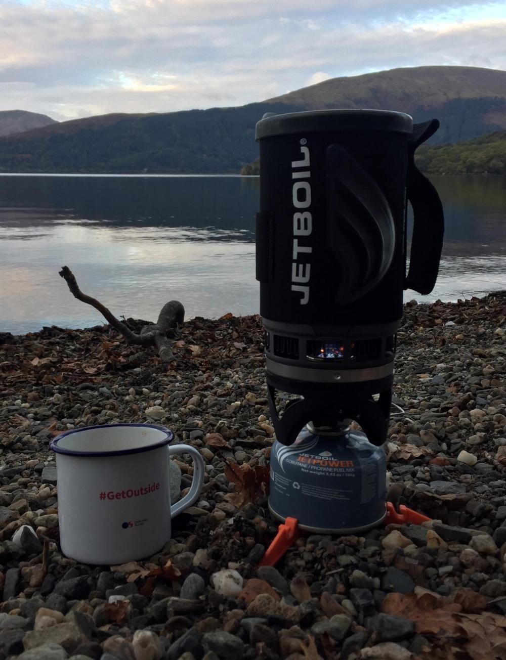 Splodz Blogz | Jetboil Flash on the West Highland Way