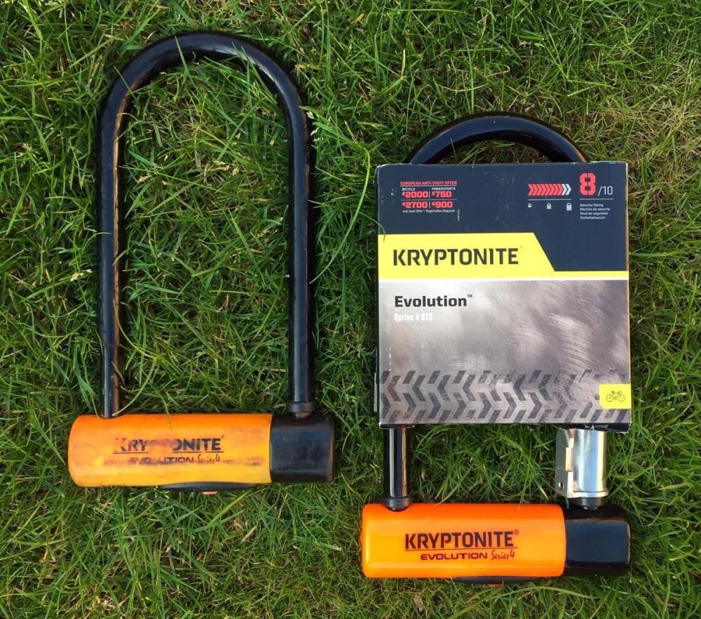 Splodz Blogz | Kryptonite Evolution Series 4 D Lock