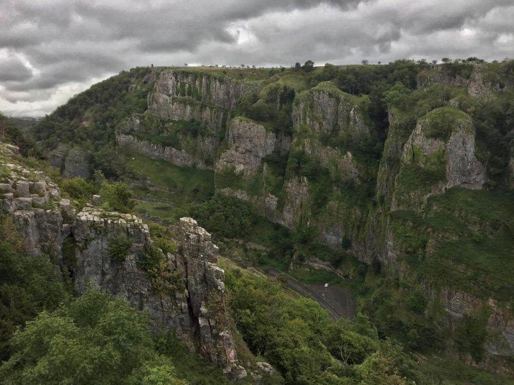 Splodz Blogz | Cheddar Gorge
