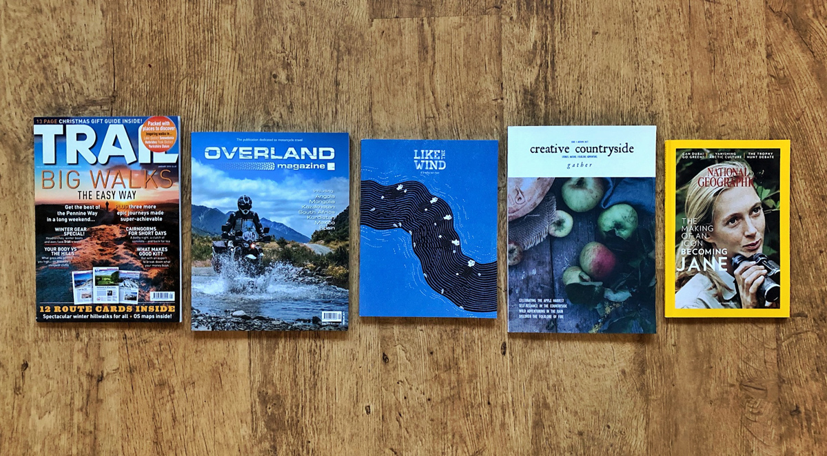 Splodz Blogz | Magazines to Inspire