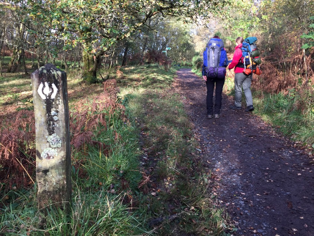 Splodz Blogz | West Highland Way - Milngavie