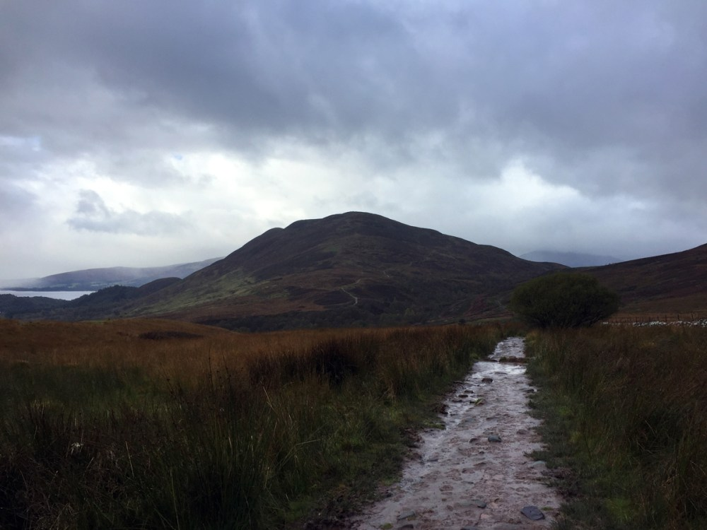 Splodz Blogz | West Highland Way - Conic Hill