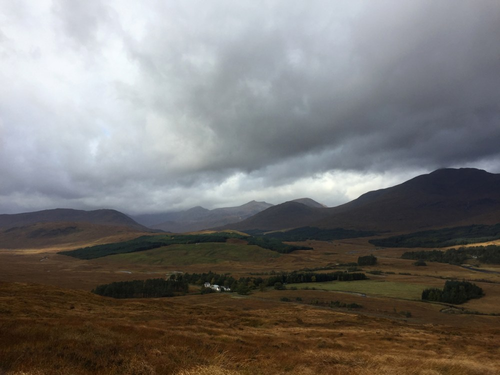 Splodz Blogz | West Highland Way - Inveronan
