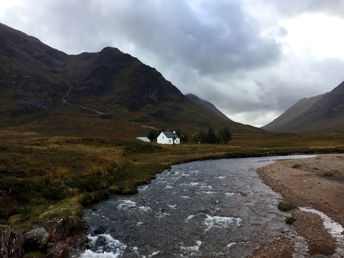 TEN FAVOURITE WEST HIGHLAND WAY MOMENTS