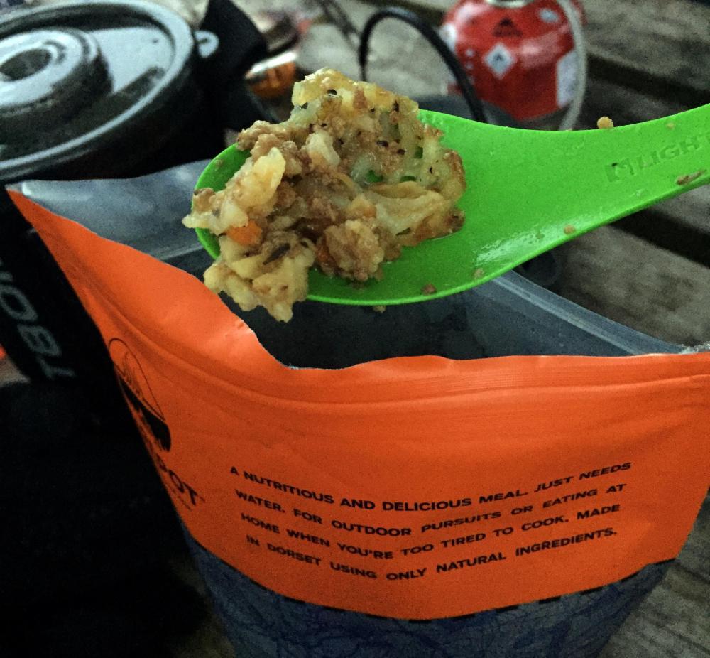 Splodz Blogz   Firepot by Outdoor Food