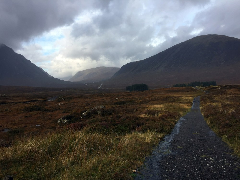 Splodz Blogz   West Highland Way - Buachaille Etive Mor