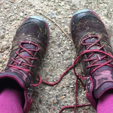 REVIEW | KEEN TERRADORA LEATHER WATERPROOF HIKING BOOTS