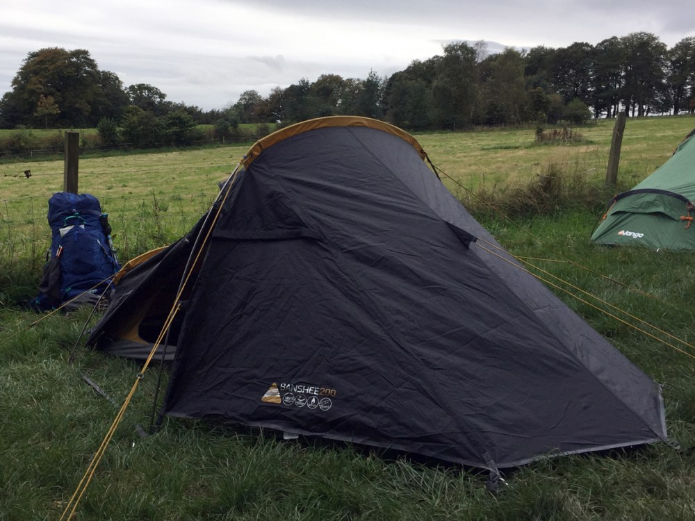 Splodz Blogz | Vango Banshee 200 on the West Highland Way